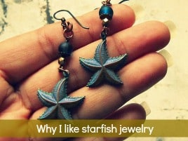 starfish jewelry