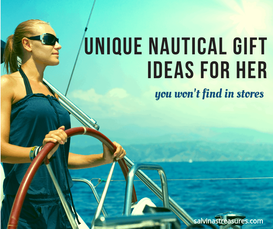 nautical gift ideas for her
