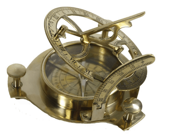 nautical sundial