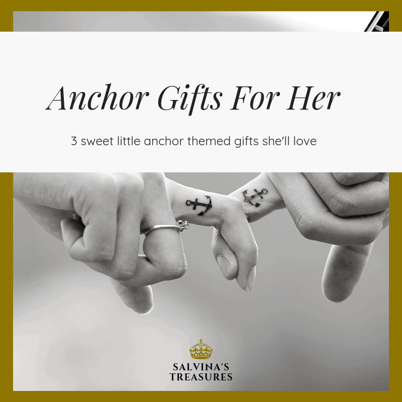 anchor gifts for her