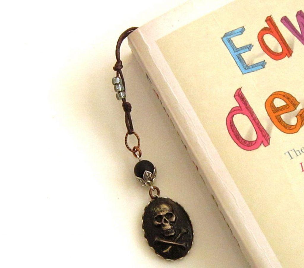 pirate bookmark